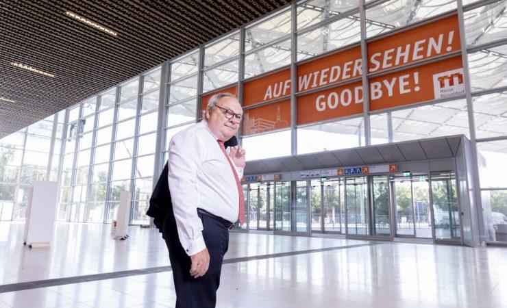 Dornscheidt leaves Messe Düsseldorf