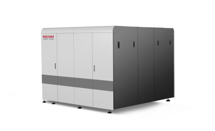 Compact colour inkjet arrives from Ricoh