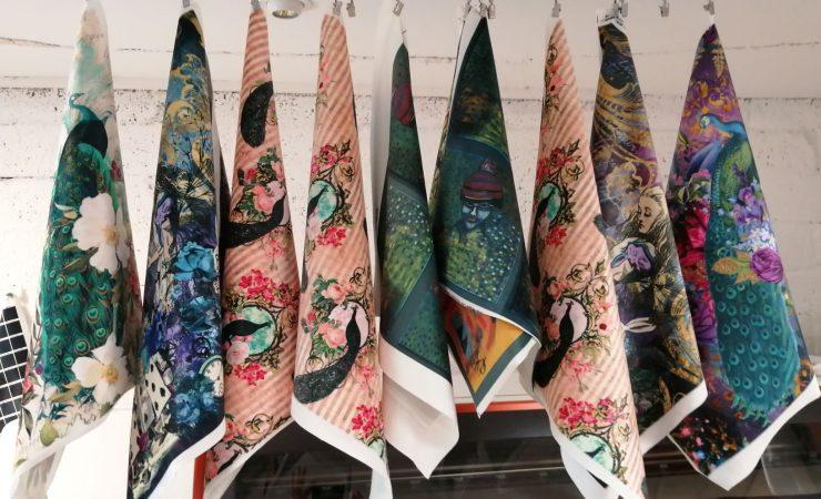 HPStitch 'opens up new avenues' for textile studio