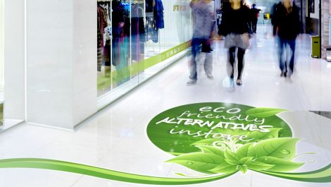 Drytac releases PVC-free floor graphics