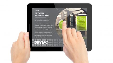 Drytac compiles sign and graphics guide