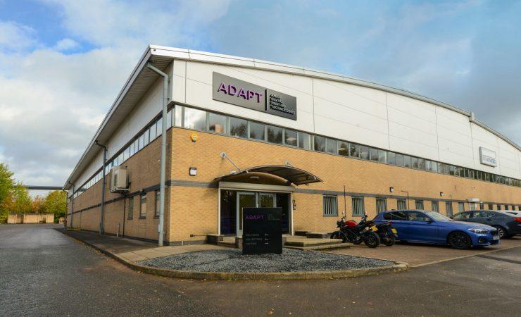 Adapt unveils plans for new premises