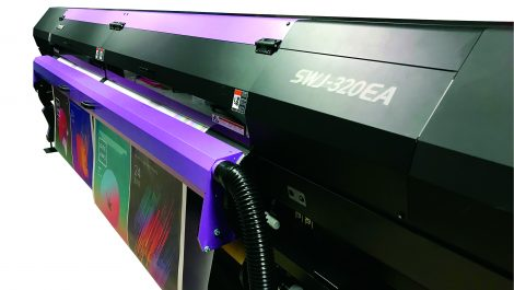 BOFA and Mimaki release air purifier for the SWJ-320EA