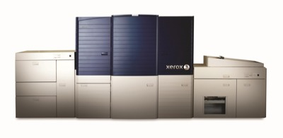 iGen technology gives birth to the Xerox 8250