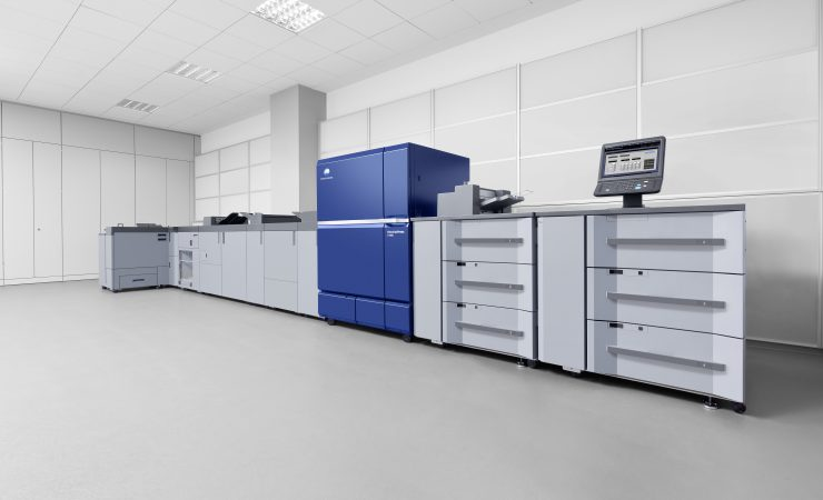 KM production press nears 200 European installations
