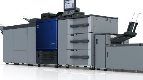Konica Minolta introduces entry-level press range