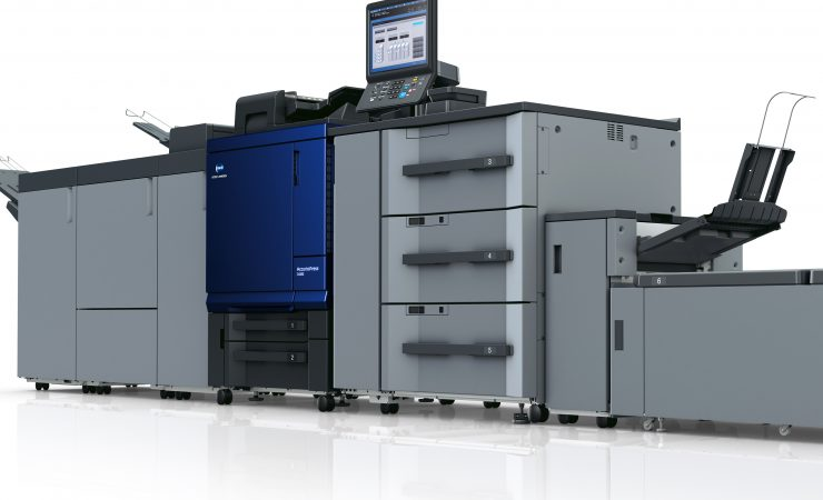 Konica Minolta introduces entry-level press range