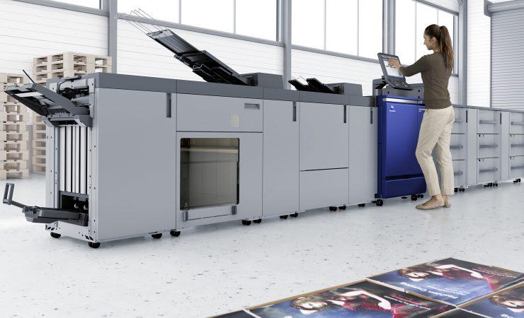 Konica Minolta completes toner press revamp with AccurioPress C7100