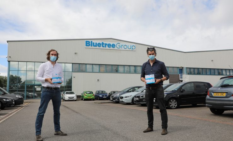 Bluetree Group to double workforce thanks to NHS contract