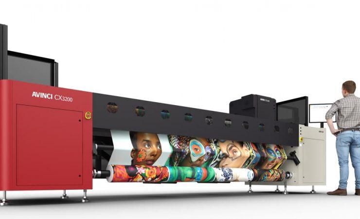 Agfa adds soft signage printer