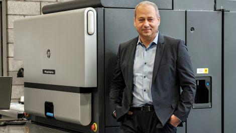 Lithuanian label printer takes world's first HP Indigo 8K