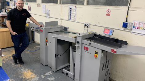 Double Morgana purchase installed in Bristol
