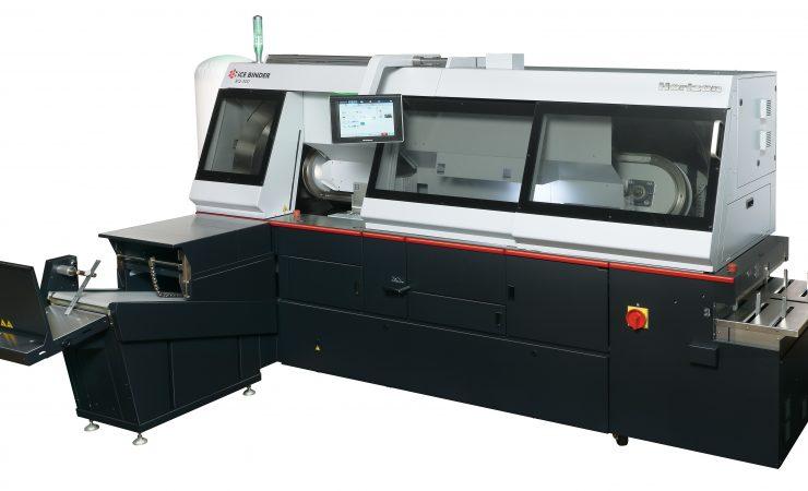 Flexpress installs Horizon BQ-500 perfect binder