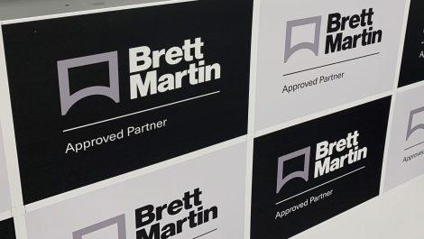 Brett Martin awards Jetrix Approved Partner status