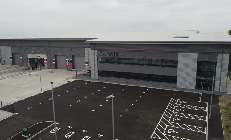CMYUK opens new Midlands hub