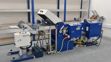 CST Pharma speeds up with Friedheim
