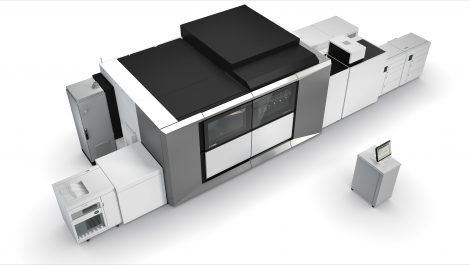 Canon aims at offset and Indigo with new sheet-fed inkjet
