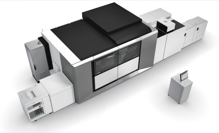 Canon takes orders for new sheet-fed inkjet