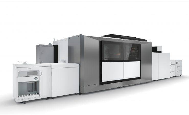 Halstan takes Canon cut-sheet inkjet