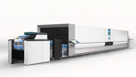Canon ups speed with ProStream 1800 inkjet press
