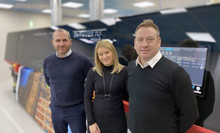 Wolverhampton printer looks to Vutek h3 to aid expansion