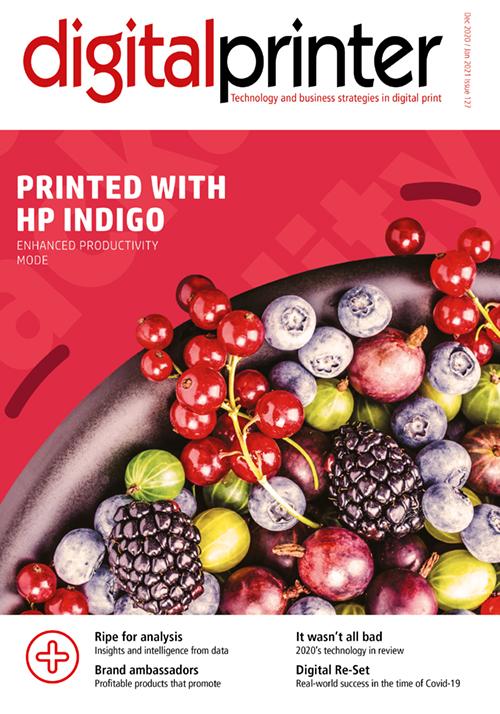 Digital Printer - December/January 2021