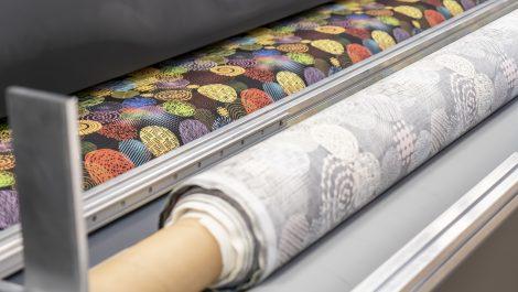 EFI gets Hyper-active with third textile printer