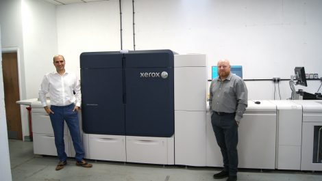 New Iridesses help Clarkeprint through busy year