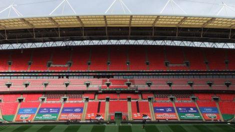 MacroArt installs 3000sqm of graphics at Wembley