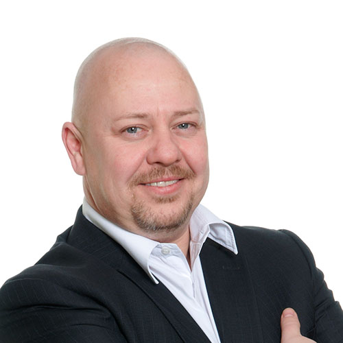 Danny Narey - Managing director – Mailing and Marketing Solutions (MaMs)