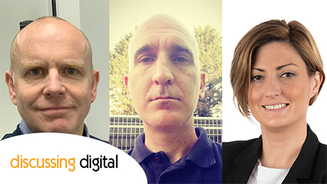 Discussing Digital: ahead of the curve