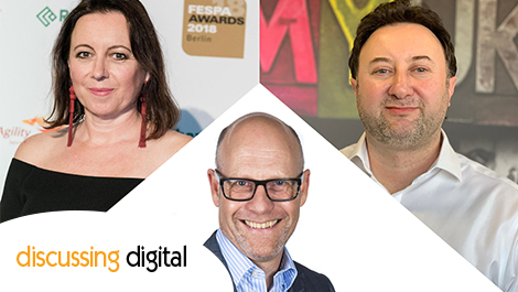 Discussing Digital: The next big thing?