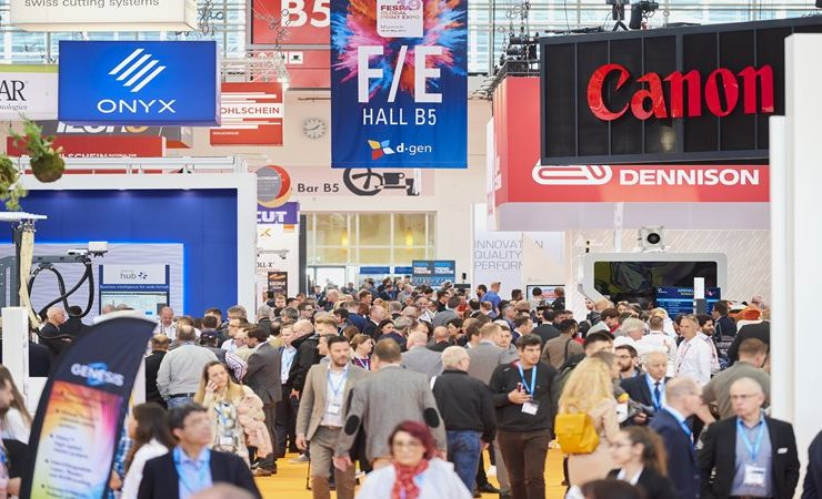 Fespa pushed back to October 2021