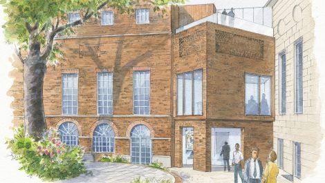 Stationers' Hall to undergo £7.5 million redevelopment