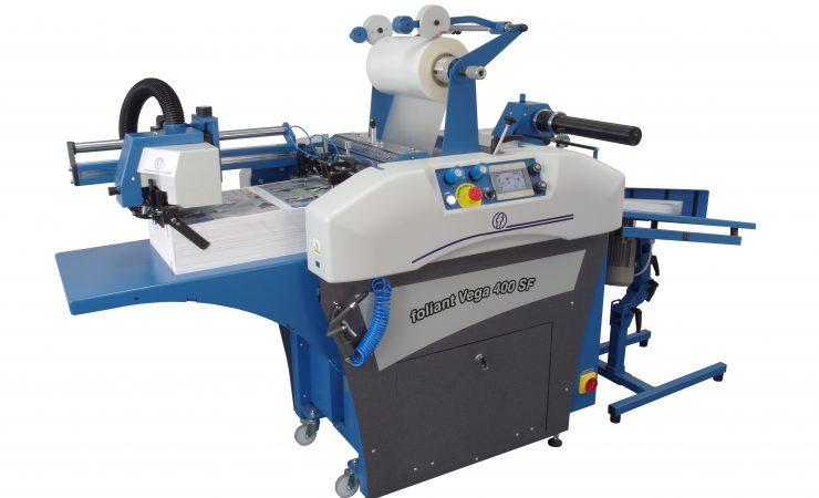 Foliant launches next generation laminators