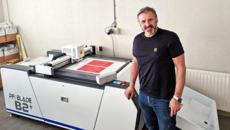 Bristol finisher installs Duplo PFi Blade B2