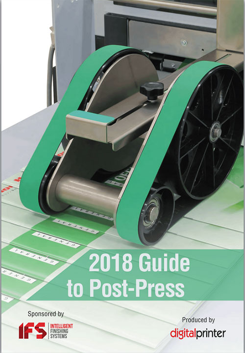 Guide to Post-Press 2018
