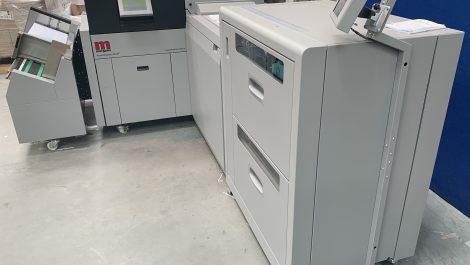 HDC installs third Morgana bookletmaker