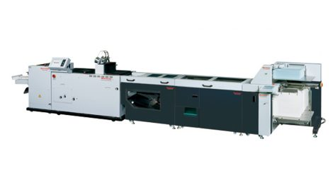 Solopress adds flexibility with Horizon pair