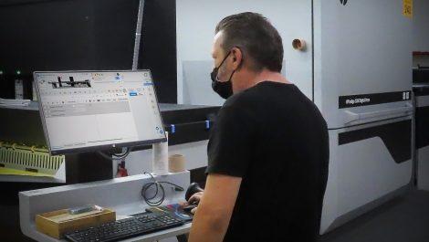 Truyol Digital installs Spain's first HP Indigo 100K