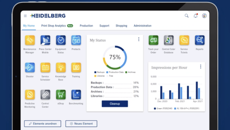 Heidelberg ports Prinect to the cloud with Print Shop Analytics