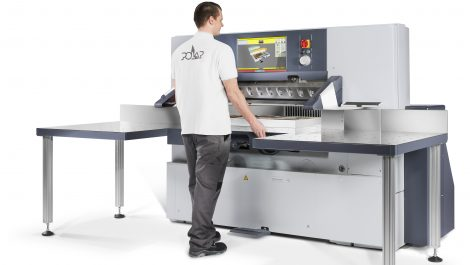 Heidelberg cuts delivery time for guillotine