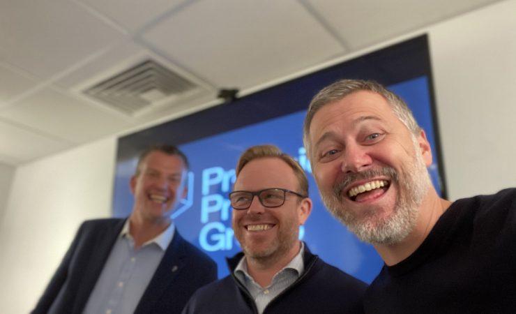 Three of the UK's leading print companies unite