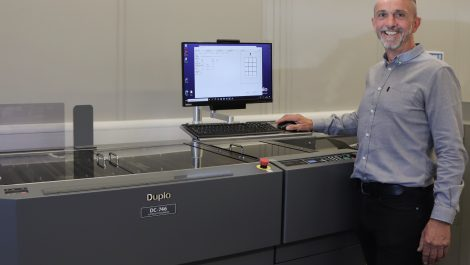 Image Data installs 'game-changing' Duplo multifinisher