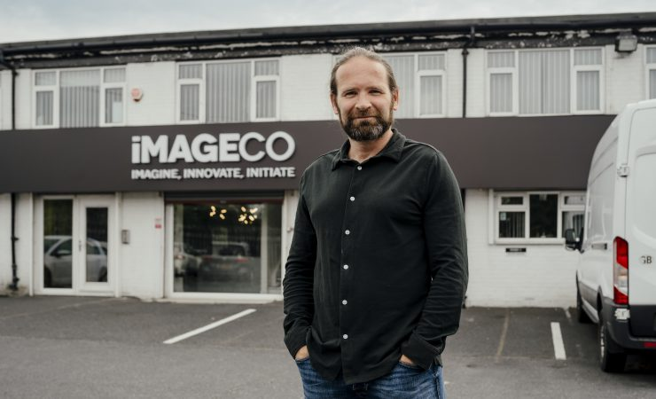 Imageco goes green in Leeds