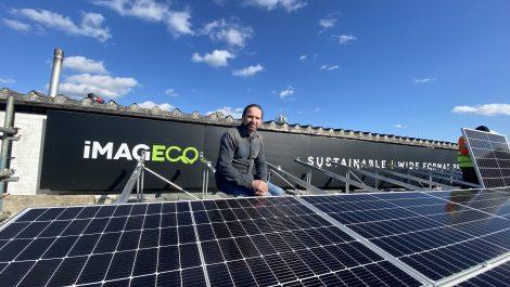 Imageco goes greener with HP Latex