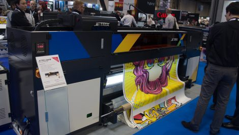 NEC sees UK debut for InkTec roll-fed printers
