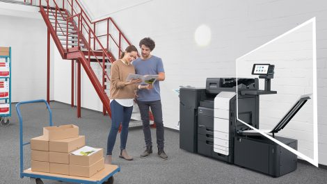 Konica Minolta adds a pair of production presses