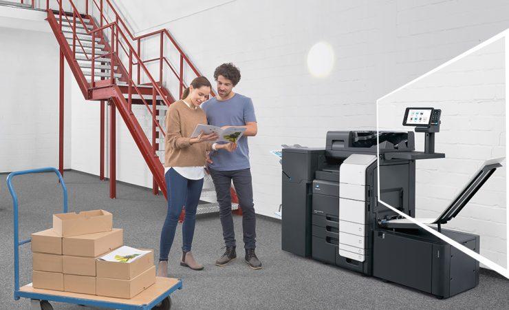 Konica Minolta adds a pair of production presses