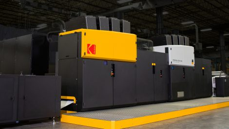 Kodak launches inkjet for commercial print, scalable Cloud workflow and boosts Nexfinity